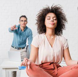 corporate yoga london